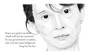 awesome women  aung san suu kyi