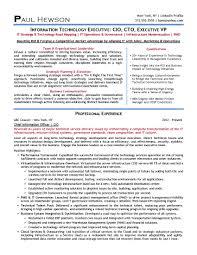 Cto Resume Examples 13 Teacher Samples Writing Guide Genius ...