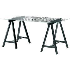 ikea glass top desk glass top trestle desk office table tops desks e ikea glass top desk with flowers