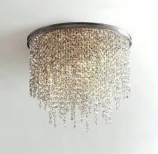 crystal flush mount chandelier flush mounted chandelier featured photo of modern crystal flush mount chandelier flush