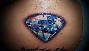 алмазы Tattoo World