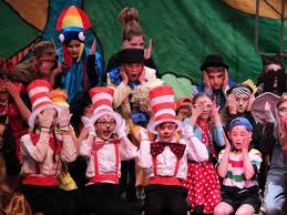 Tony winners, lynn ahrens and stephen flaherty ( lucky stiff, my. I Heart Oswego Minetto Elementary Students Perform Seussical Jr Musical