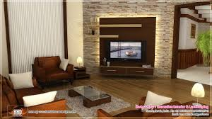 wall designs for living room india