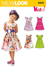 Children's Clothing Patterns