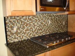 kitchen design with small tile mosaic backsplash ideas spanishorientation com