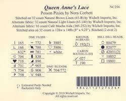 Nora Corbett Queen Annes Lace