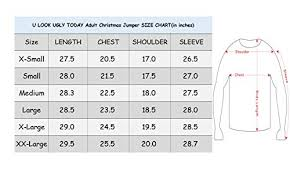 Jumper Size Chart U Look Ugly Today Womens Knit Woolen Sweater Ladies Casual Crew Neck Funny Pullover Jumper Warm Your Winter