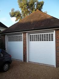 seceuroglide roller doors with windows fitted in guildford surrey