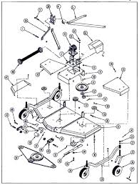 Walco finish mower parts intended for king kutter finish mower parts diagram