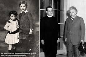 the fascinating story of einstein s childhood his rebellious his