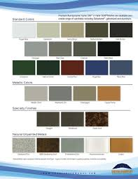 The Bryer Company Colors Paint Systems Kynar Colors