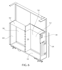 How Does A Trash Compactor Work Patent Us20120103206 Trash Compactor Trolleys And Systems For