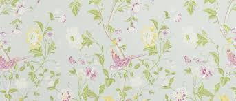 Curtain Fabric Summer Palace Duck Egg Cotton Linen Curtain Fabric At Laura Ashley