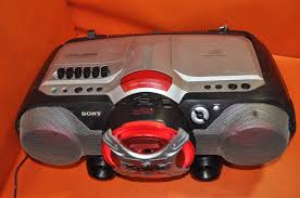 sony boombox. picture 1 of 6 sony boombox