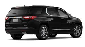 2018 chevrolet traverse vehicle photo in na id 83687