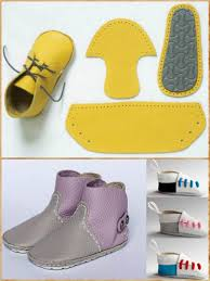 Baby Shoes Pattern Best 48 DIY Baby Shoes With Free Patterns And Tutorials DIY Crafts