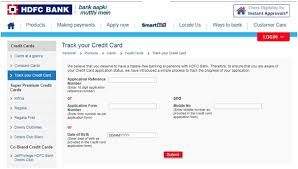 Hdfc credit card online number. Hdfc Bank Add On Credit Card Application Form Credit Walls
