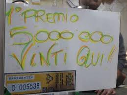 Lotteria Italia, caccia al vincitore dei 5 milioni a Torino ...