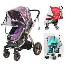 Universal <b>stroller rain cover Baby</b> Carriage Waterproof or <b>Strollers</b> ...