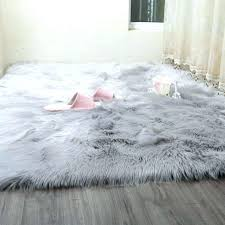 white fur rug faux fur rug whole faux sheepskin rugs from china white fur rug