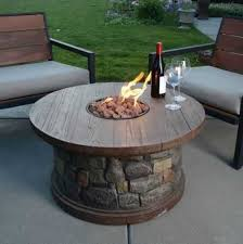propane fire pit table set. Contemporary Round Propane Fire Pit Table New Pits For Patio Broadway Piece Chat Set