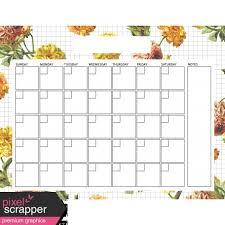 8x11 Calendar Seriously Floral 2 Calendars May Floral Calendar 8x11