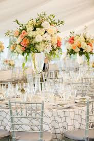 Beautiful Tall and Lush Centerpieces // Brian Dorsey Studios //  Stoneblossom Florals Weddings and Events