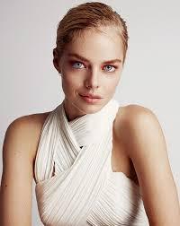 samara weaving models this season s must try makeup trends