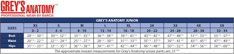 Greys Anatomy Scrubs Womens Modern Fit Mock Wrap Top