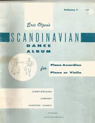 Amazon Com Eric Olzens Scandinavian Dance Album For Piano