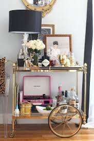 cool bar furniture. bar cart styling ideas and tips cool furniture s