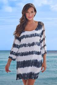 plus size cover up julie tunic swimsuits for all