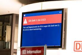 Jun 24, 2021 · die lokführer bei der deutschen bahn wollen vorerst doch nicht streiken. Gishsc1trntl5m