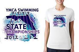 Swim Championship T Shirt Designs Swimming T Shirt Logo Design Ymca Swimming State