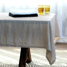 pure linen everyday tablecloths round table covers white for modern cotton linen table cloth