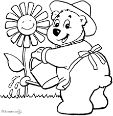 Ours 57 Animaux Coloriages Imprimer