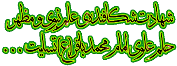 Image result for ‫شهادت امام محمدباقر‬‎