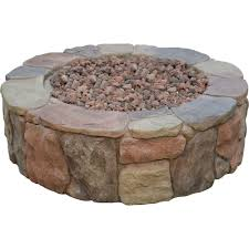 36 Inch Round Table Top Propane Fire Pits Outdoor Heating