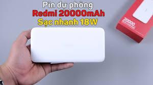 Pin dự phòng cho game thủ Xiaomi Black Shark 10000mAh hầm hố, sạc nhanh  18W, giá siêu rẻ - YouTube