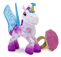 Animal Jam Toys Light Up Ring Animal Jam Magic Horse Figure With Light Up Ring