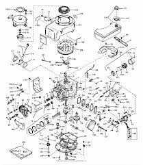 Tecumseh engine parts diagram tecumseh vh70 135008 parts diagram for engine parts list 1