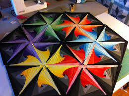 Twisted Star Quilt Pattern ( DOWNLOAD FREE PDF)Crafts Ideas For ... & Quilt Manufacturing is the simplest way to practise patchwork and  Variations of wooden cabin bedspreads. It is no more than a mosaic of  squares equipped ... Adamdwight.com