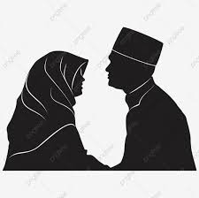 Bride And Groom Muslim PNG Images | Vector and PSD Files | Free Download on  Pngtree