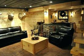 Basement Design Software Enchanting Rustic Modern Basement Ideas Finished Basements Home Decorating
