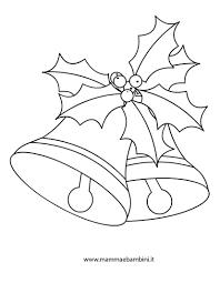 Disegni Da Colorare Natale Con Immagini Facili Da Disegnare E