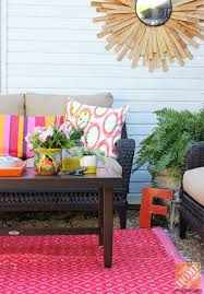 Brilliant Diy Patio Decorating Ideas Decor Hampton Bay On