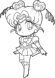Small Picture 40 Sailor Moon Coloring Pages ColoringStar
