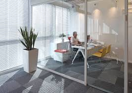 nice office design. Fine Office Nice Office With Moving Glass Wall Technology Related Design For D