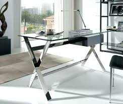 glass desk office furniture. Glass Executive Desk Office Alluring White With Modern Desks For Furniture S