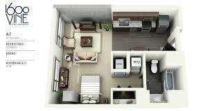 plan furniture layout. A7studio Apartment Floor Plans Furniture Layout Studio Type Plan With Dimensions